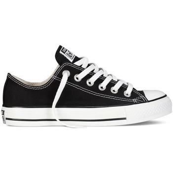 Sapatos Homem Sapatilhas Converse Sapatilhas CT All Star OX Black M9166C Preto