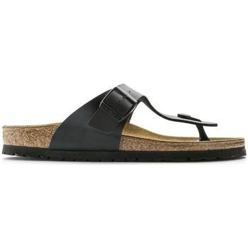Sapatos Homem Chinelos Birkenstock Ramses 044791 Black Preto