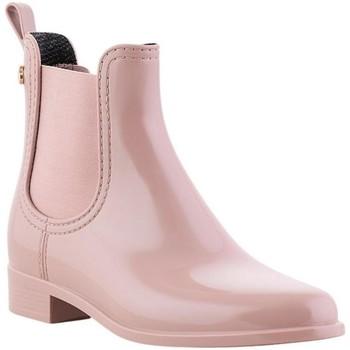 Sapatos Mulher Botas de borracha Lemon Jelly Botas Comfy 25 Rosa