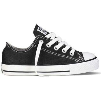 Sapatos Criança Sapatilhas Converse Sapatilhas Criança CT All Star OX Black 3J235C Preto