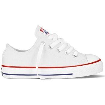 Sapatos Criança Sapatilhas Converse Sapatilhas Criança CT All Star OX 3J256C Branco
