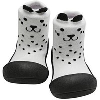 Sapatos Rapariga Pantufas bebé Attipas Cutie White Branco