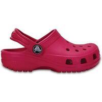 Sapatos Rapariga Tamancos Crocs Sandálias Criança Classic Candy Pink Rosa