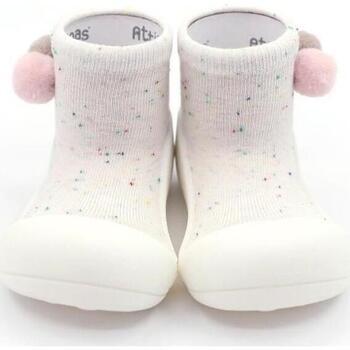 Sapatos Criança Pantufas bebé Attipas Shooting Star Cream Bege