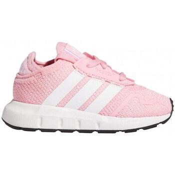 Sapatos Rapariga Sapatilhas de corrida adidas Originals Sapatilhas Swift Run X I FY2183 Rosa