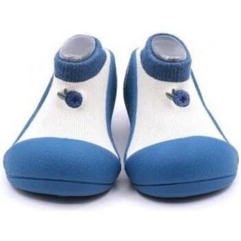 Sapatos Rapaz Pantufas bebé Attipas Fruit Blue Azul