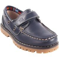 Sapatos Rapaz Sapato de vela Bubble Bobble Sapato menino  a766 azul Azul