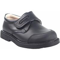 Sapatos Rapaz Mocassins Bubble Bobble Sapato menino  a2091 preto Preto