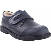 Sapatos Rapaz Mocassins Bubble Bobble Sapato menino  a2091 azul Azul