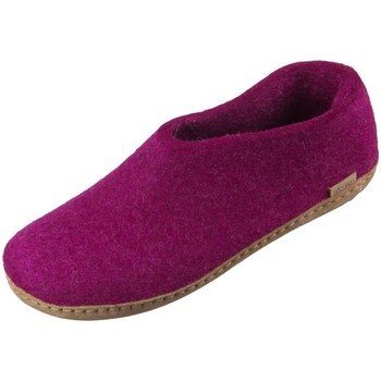 Sapatos Mulher Chinelos Glerups DK Shoe Bordô