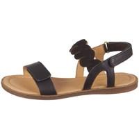 Sapatos Rapariga Sandálias Bisgaard 719451211000 Preto