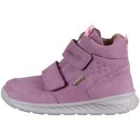 Sapatos Criança Sapatilhas de cano-alto Superfit Breeze Cor-de-rosa