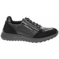 Sapatos Mulher Sapatilhas Remonte Dorndorf D570102 Preto, Grafite