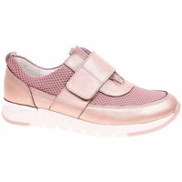 Sapatos Mulher Sapatilhas Waldläufer 908301200202 Dourado, Cor-de-rosa
