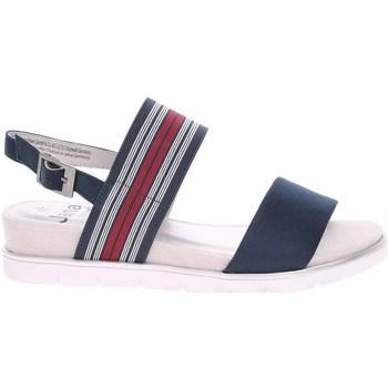 Sapatos Mulher Sandálias Jana 882820826805 Azul marinho