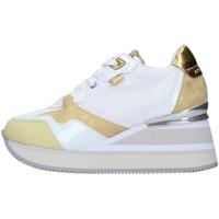 Sapatos Mulher Sapatilhas de cano-alto Apepazza S1HIGHNEW07/NYL Amarelo