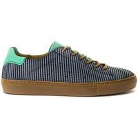 Sapatos Mulher Sapatilhas Montevita 71829 BLUE