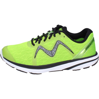 Sapatos Homem Sapatilhas Mbt BH638 SPEED 2 Fast Verde