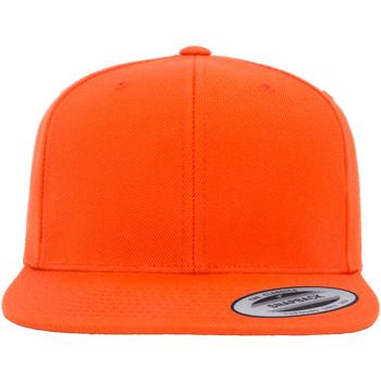 Acessórios Homem Boné Yupoong FF6089M Orange