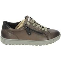Sapatos Mulher Sapatilhas Jana Sneaker 23611 Gris Cinza