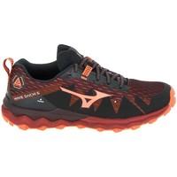 Sapatos Mulher Sapatilhas de corrida Mizuno Wave Daichi Noir Rose Preto