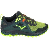 Sapatos Homem Sapatilhas de corrida Mizuno Wave Mujin Vert Verde