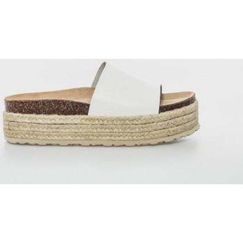 Sapatos Mulher Chinelos Trend Shoes 17093 Blanco