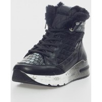 Sapatos Mulher Botas de neve Cetti 1229 Negro