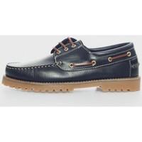 Sapatos Homem Mocassins Kamome 801 Azul