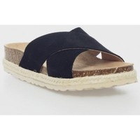 Sapatos Mulher Chinelos Trend Shoes 18002 Negro