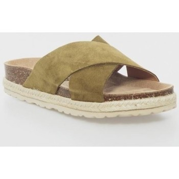 Sapatos Mulher Chinelos Trend Shoes 18002 Verde