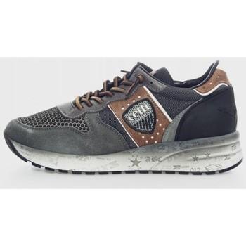 Sapatos Homem Sapatilhas Cetti 1277 Gris
