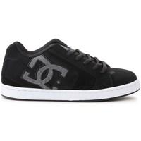 Sapatos Homem Sapatos estilo skate DC Shoes Net Preto