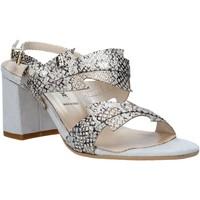 Sapatos Mulher Sandálias Valleverde 28250 Cinzento