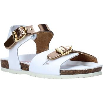 Sapatos Criança Sandálias Bionatura CHIARA Branco