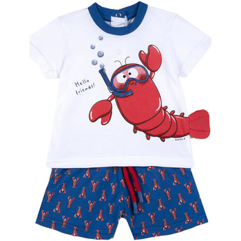 Textil Rapaz Conjunto Chicco 09076626000000 Azul