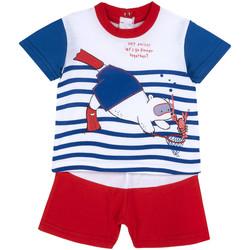 Textil Rapaz Conjunto Chicco 09076627000000 Vermelho