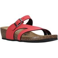 Sapatos Mulher Chinelos Valleverde G5306 Vermelho