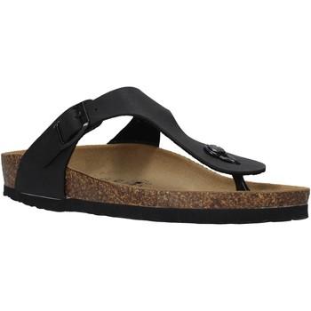 Sapatos Homem Chinelos Valleverde G59930 Preto