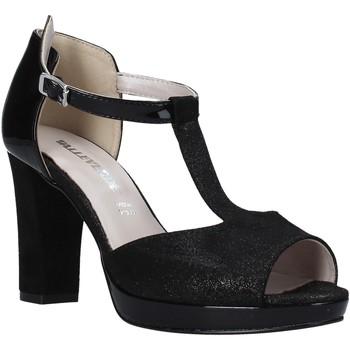Sapatos Mulher Sandálias Valleverde 45550 Preto