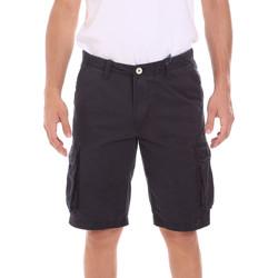 Textil Homem Shorts / Bermudas Gaudi 111GU25042 Azul