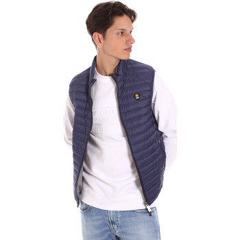Textil Homem Casacos de malha Ciesse Piumini 215CFMV11394 N021D0 Azul