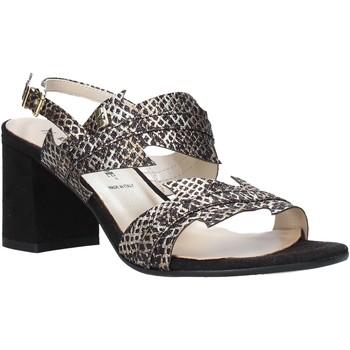Sapatos Mulher Sandálias Valleverde 28250 Preto