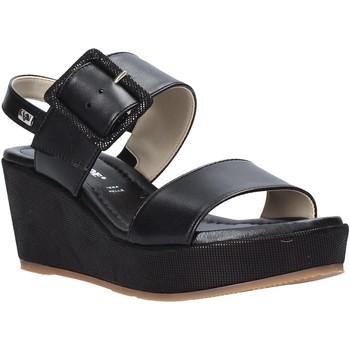 Sapatos Mulher Sandálias Valleverde 32213 Preto