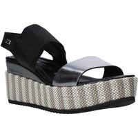 Sapatos Mulher Sandálias Valleverde 32430 Preto