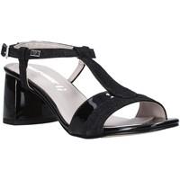Sapatos Mulher Sandálias Valleverde 45145 Preto