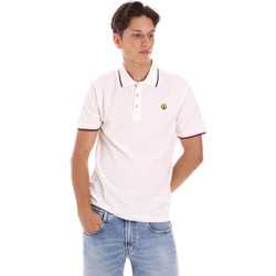 Textil Homem Polos mangas curta Ciesse Piumini 215CPMT21423 C2510X Branco