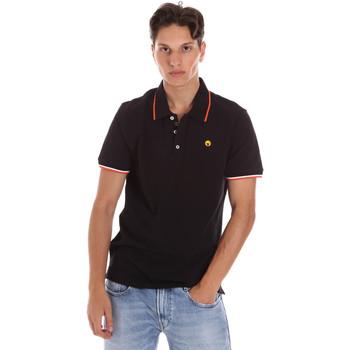 Textil Homem Polos mangas curta Ciesse Piumini 215CPMT21423 C2510X Preto
