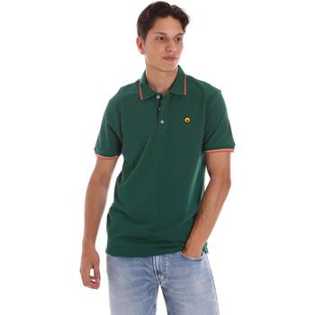 Textil Homem Polos mangas curta Ciesse Piumini 215CPMT21423 C2510X Verde