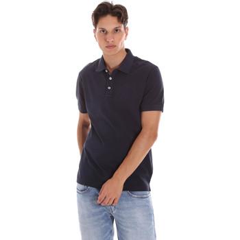 Textil Homem Polos mangas curta Ciesse Piumini 215CPMT21454 C0530X Azul